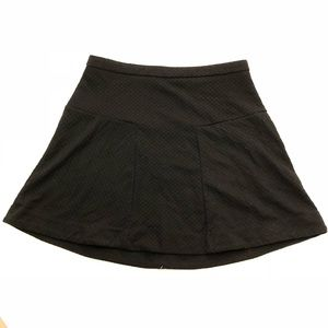 Candie's black mini skirt